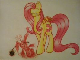 FlutterShy by rarity1000