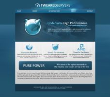 Tweaked Servers - Redesigned by squizzi