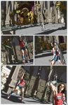 FWW Comic Page 1 color by Orr-Malus