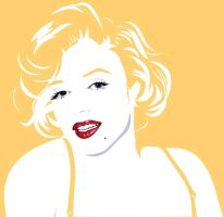 Marylin Monroe by Zenithuk
