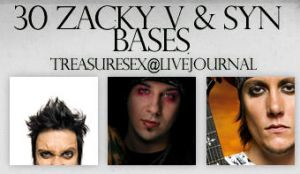 BASE SET 002 - ZACKY V and SYN by treasuresex