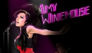 Amy Winehouse by Jan-ilu
