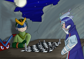 Brothers 3, The Chess Match by ShadowFox777