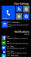 Windows Phone Notification Center by Stef00