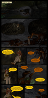 Jungle Tales Issue #3 pg. 3 by ProfessorNature
