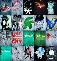 :: T-shirts by go-avi