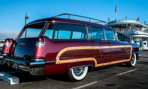 Cadillac Woody by Allen59