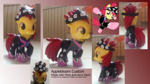 Applebloom Show Stopper Custom by Funkentanz