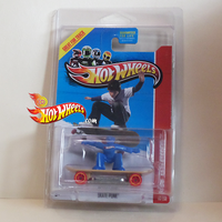 Hot Wheels 2013 SKATE PUNK HW RACING 119/250 by idhotwheels