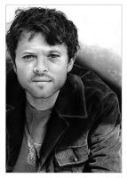 Misha Collins by AnarchyWulf