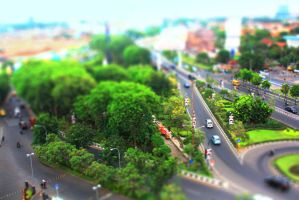 tilt shift play 1 by FreedomIsNow