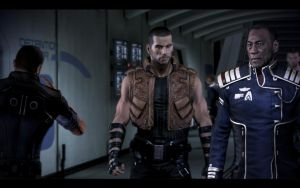 Mass Effect 3 - Male Casual Outfit 4 by Revan654