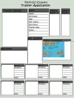 Trainer Template by AnglaisRose