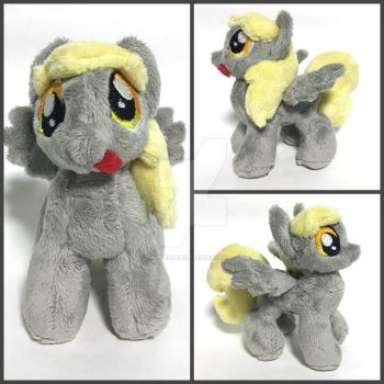 Derpy by GingerAle2016