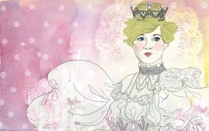 Empress of Pearls by WisdomsPearl
