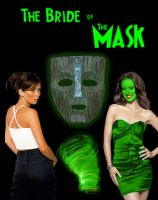 The Bride of The Mask Poster by clairamasked