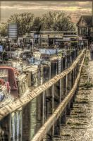Quay - HDR by teslaextreme