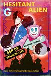 Hesitant Alien Comic| Moscow Flyer by NoFunZCH