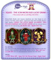 LUCKY draw News by DreamHighStudio
