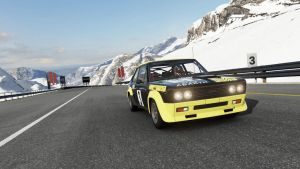 Forza6 Fiat Abarth 131 Rally Car by Chainsaw8712