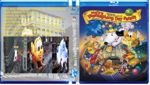 Macy's Thanksgiving Day Parade 1999 Blu-Ray Cover by MrYoshi1996