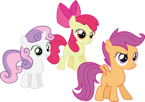 CMC Beginnings by Silentmatten