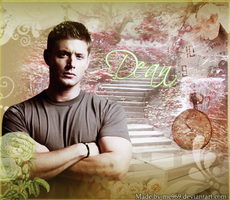 Dean Winchester Blend by me969