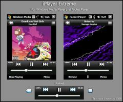 iPlayer Extreme WMP10 QVGA by thebigbentley