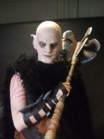 Azog the Defiler by Panicface