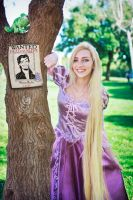 Tangled - Rapunzel 2 by Scarys