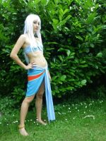 Kida from Disney Atlantis: the lost empire by AlessiaAzalina