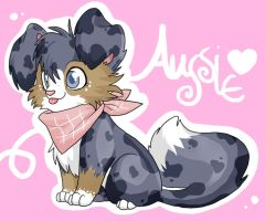 Gift::. The Aussie by MarticusProductions