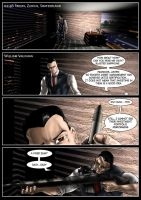 Vaughan Four page strip Page 1 by MrHades