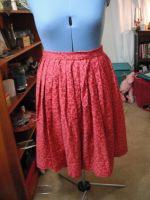 Vintage skirt I by SinePerrell