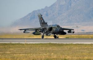 Tornado Departure Roll by jdmimages