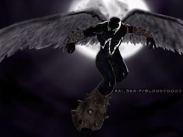 Spawn Wings of Redemption by Bloo-DKai12