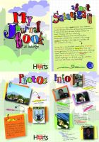 My Journal Boook for HTS by kn33cow