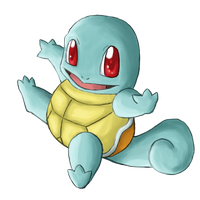 Squirtle colour practise by Meje2