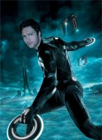 Tron: I Fight For The Users by TimDrakeRobin