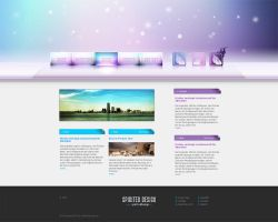 Spirited Design Portfolio 02 by freakedOutMe