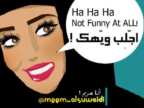 NOT FUNNY ! by Foshia