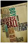 Univers in a Ball by brutartista