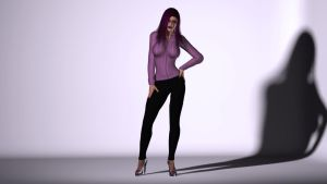 Lumia - Business Outfit by mrmorfium