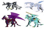 Gift ZOIDs by camelpardia