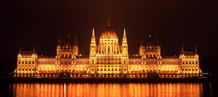 Proud of Budapest by Serjia
