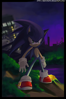 Sonic:: by IssyoniTH