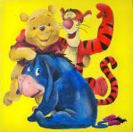 Friendship in Hundred Acre Wood by billywallwork525