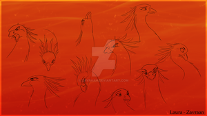 Furia sketches by zavraan