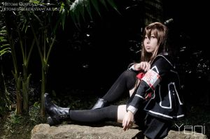 It's my duty as a guardian to protect this academy by Hitomi-Cosplay