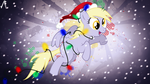 A Derpy Chistmas by JustaninnocentPony